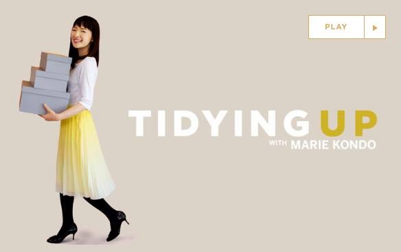 Tidying Up with Marie Kondo Q&A
